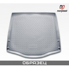 "Коврик багажника Volkswagen Caddy 2004-2016 (серый).""Norplast"" Артикул NPA00-T95-024"