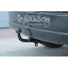 Фаркоп Aragon для Jeep Patriot 2007-2011. Артикул E1700AA