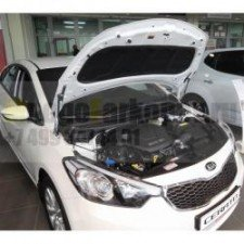 "Амортизаторы (упоры) капота ""A-Engineering"" для Kia Cerato III 2012-2017. Артикул KU-KI-CE03-00"