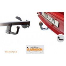 Фаркоп Aragon для Honda Accord VIII 2007-2012. Артикул E2402CA